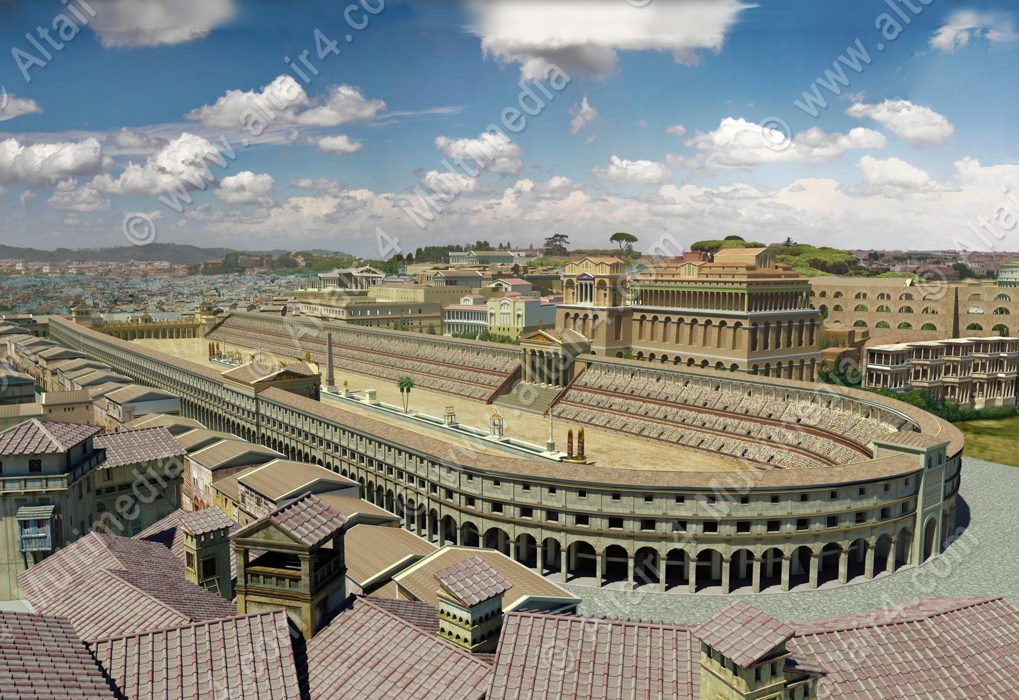 circus maximus I can calculate the motion of heavenly bodies, but not the madness of people- isaac newton watching with interest new records being broken in equities reaching.